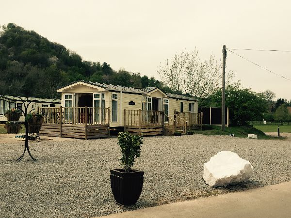 Innovative Haywood Farm Caravan And Camping Park RossonWye Herefordshire